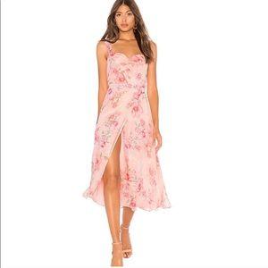 REVOLVE Yumi Kim Ariana Floral Dress Lovers Dream